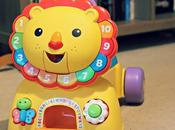 Fisher-Price Stride Ride Lion Review