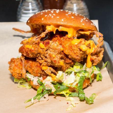 hipster fried chicken chicago
