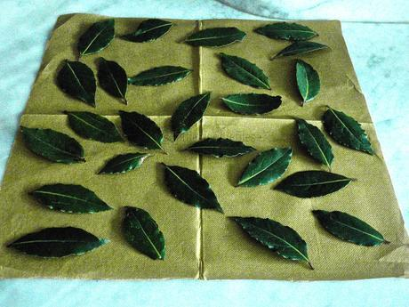 How to preserve bay leaves the easy way!