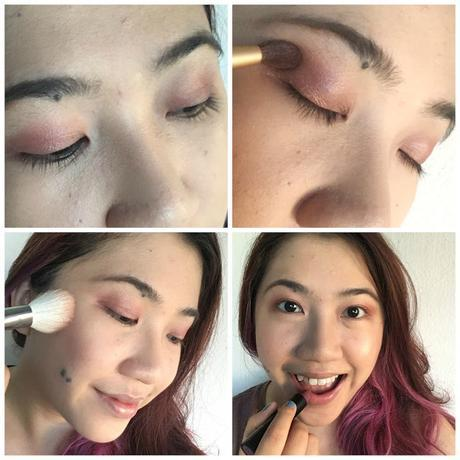 Review & Fall 2016 Makeup Tutorial with Reflections Organics