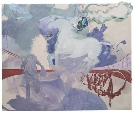 (c) 2016 Ruprecht von Kaufmann (oil on linoleum)