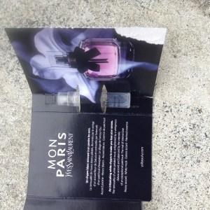 Yves Saint Laurent Mon Paris