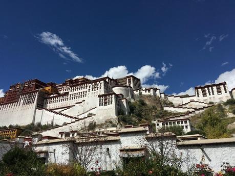 Visit Potala Palace TIbet