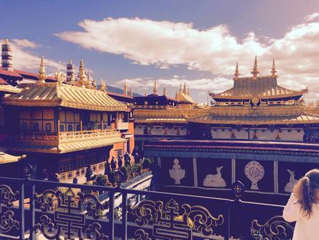 Jokhang Temple Lhasa | Mint Mocha Musings