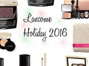 Quick Glance Lancome's Holiday 2016 Collection Lisa Eldridge