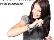 Flat Iron Hair? Best Hair Straightening Tips
