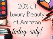Luxury Beauty Amazon Today Only!