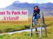 What Pack Iceland?