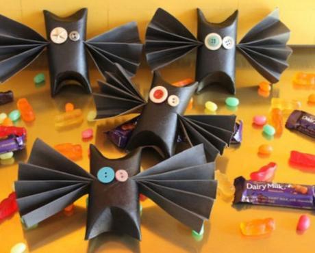 Bat Treat Boxes