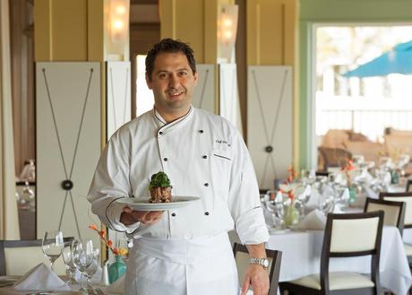 Chef Gio of Vue On 30A