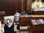 Arabs Tallis Pray Ben-Gurion Airport Shul