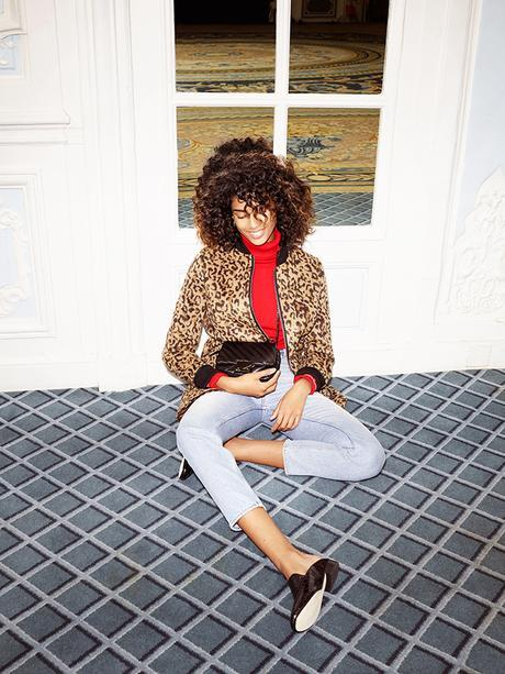 EDITORIAL: IMAAN HAMMAM FOR THE SUNDAY TIMES STYLE