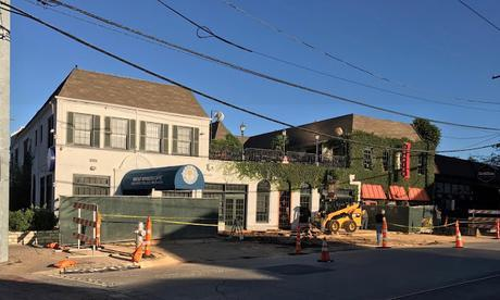 Bread Winners and Quarter Bar Embark On Uptown Renovation