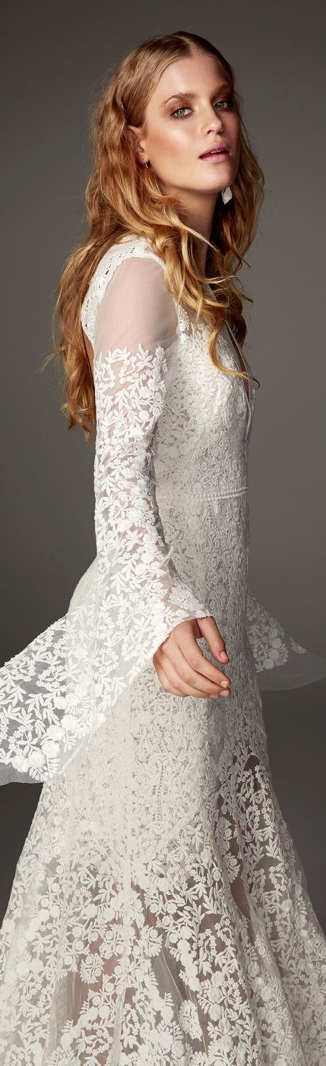 Rue De Seine Wedding Dresses 2017 | New York Bridal Fashion Week
