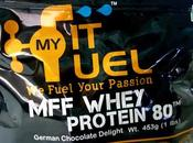 Myfitfuel Whey Protein Review