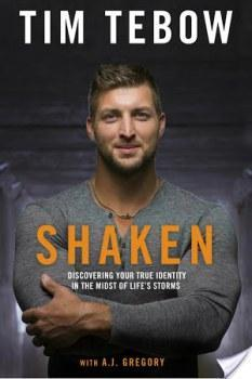 Book Review: Shaken by Tim Tebow