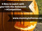 Films Watch with Your Kids This Halloween #Competition