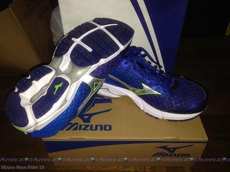 Mizuno Wave Rider 19 Shoe Review