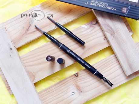 Quick Review of Witch's Pouch Selfie Perfect Eyebrow