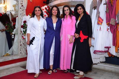 A Khadi Kaleidoscope - Ritu Beri Collection Preview