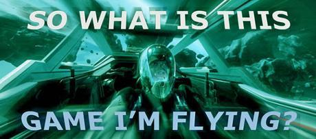 Star Citizen - so what is this - game I'm flying?