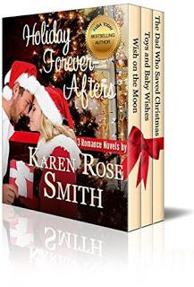 Holiday Forever Afters by Karen Rose Smith- Feature and Review
