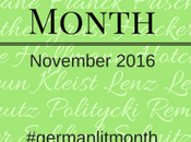 Welcome German Literature Month