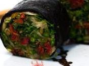 Organic Veggie Rolls