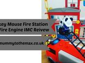 Mickey Mouse Fire Station Engine Reivew