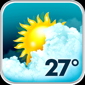 Animated Weather Widget&Clock v6.7.1.2f0 APK