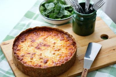 Low-Carb Meat Pie