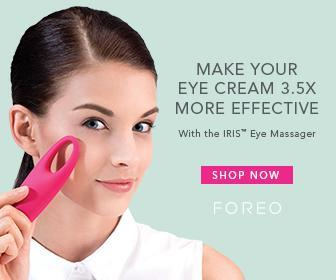 Shop now at FOREO for the IRIS
