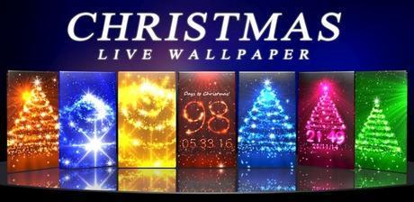 Christmas Live Wallpaper Full v6.00P APK