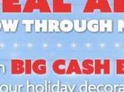 Great Deals When Shopping Home Decor! (CA)