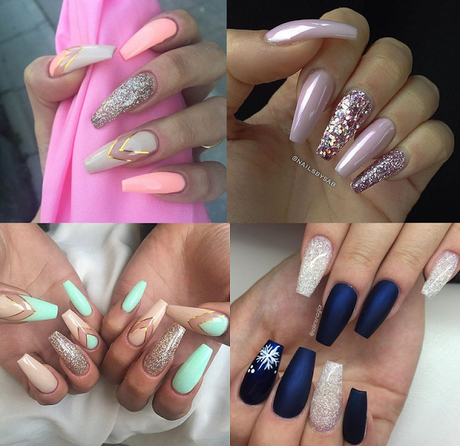 Long nail design gallery nail art and nail design ideas long nails design  gallery nail art - Long Nail Design Images - Nail Art And Nail Design Ideas