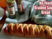 Yeast Braided Savory Bread Recipe