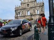 Macau. Without Spending Pataca