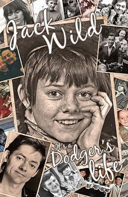 BOOK UNDER THE SPOTLIGHT:  JACK WILD, IT'S A DODGER'S LIFE. INTERVIEW WITH CLAIRE HARDING-WILD.