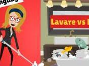 Lavare Lavarsi. Wash Oneself