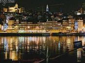 Porto's Ribeira Night