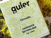 Guler Citronella Handmade Soap Review