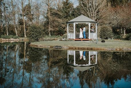 A Vintage Chic Cambridge Elopement with Amy Bell Photography