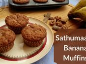 Sathumaavu Banana Muffins Recipe