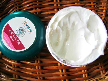 Himalaya Herbals Anti-Hairfall Cream Review