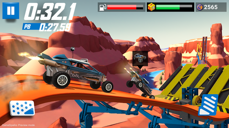 Hot Wheels: Race Off v0.1.3899 APK