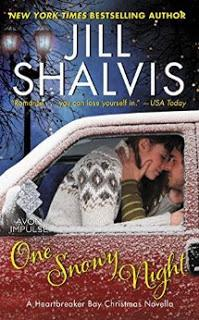 One Snowy Night by Jill Shalvis- Feature and Review