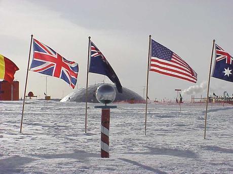 Antarctica 2016: Weather Delays Start of the Season