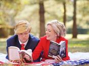 Secret Revealed: Trump Clinton Love! Styled Shoot