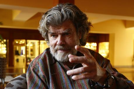 The Himalayan Times Interviews Reinhold Messner