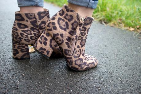 THE LEOPARD PRINT BOOTS